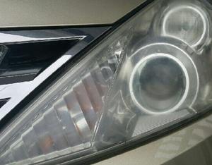 Mobile Paint & Dent Repairs - Brisbane - Headlight Restoration
