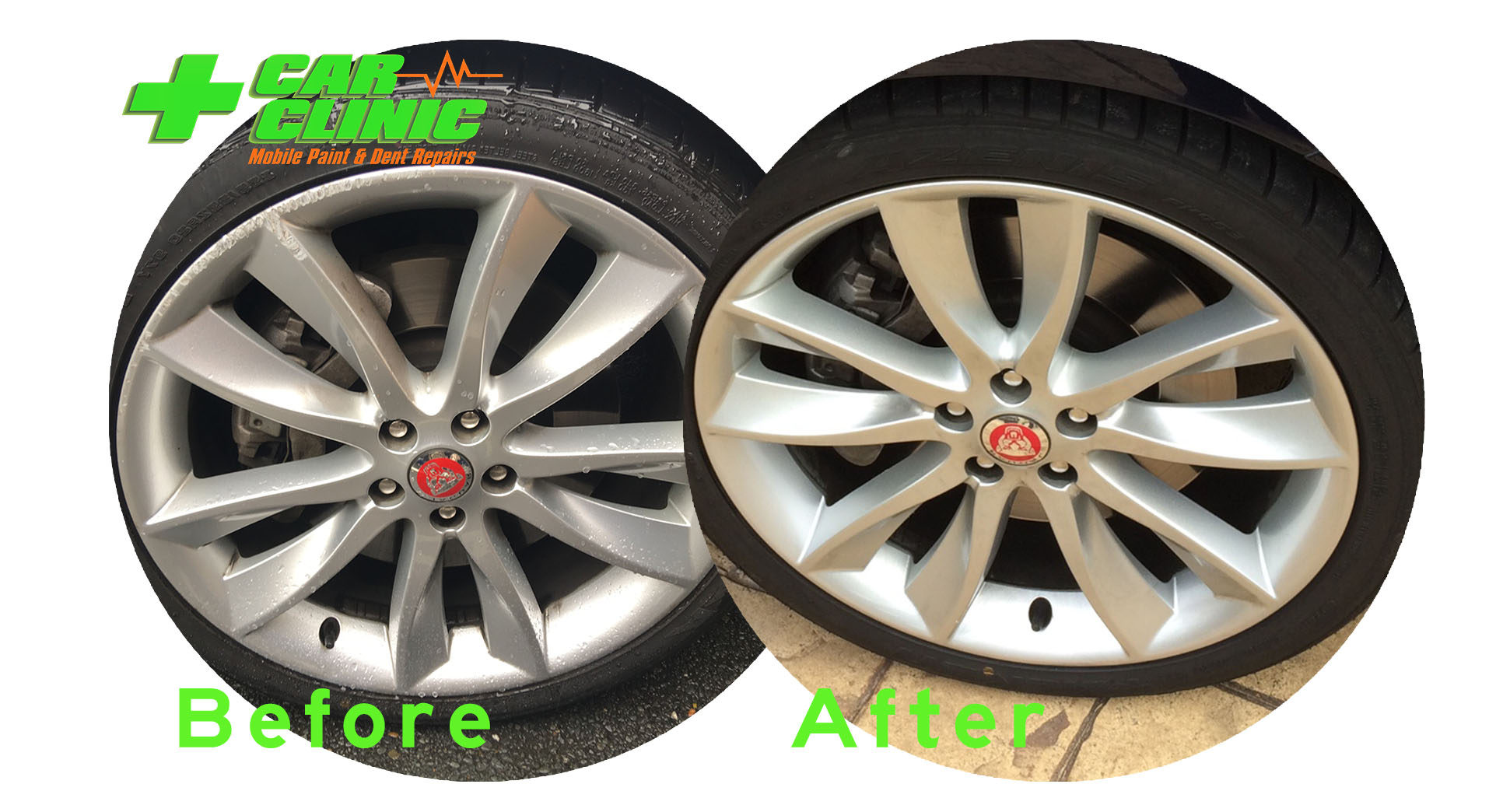Mobile Paint & Dent Repairs - Brisbane - Before After Image 04